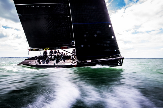 RC44 Portsmouth Cup ©Pedro Martinez / RC44 Class