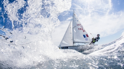 47 Trofeo Princesa Sofia IBEROSTAR, bay of Palma, Mallorca, Spain, takes place from 25th March to 2nd April 2016. Qualifier event for the Rio 2016 Olympic Games. Over 800 boats and 1.000 sailors from to 68 nations ©Pedro Martinez/Sailing Energy/Trofeo Sofia