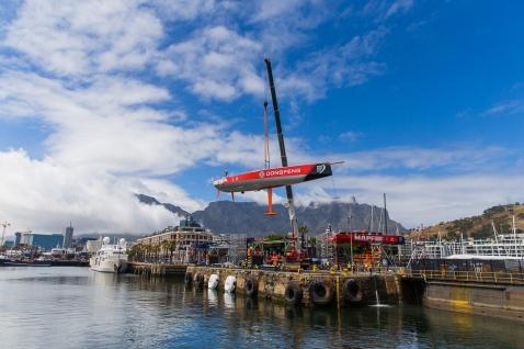 Cape Town Stopover. Photo by Pedro Martinez/Volvo Ocean Race. 03 December, 2017.