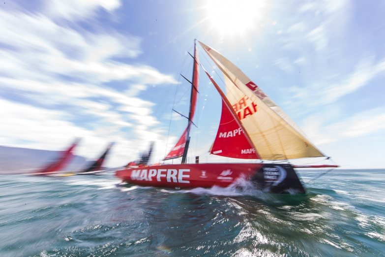 Cape Town Stopover. Photo by Pedro Martinez/Volvo Ocean Race. 06 December, 2017.