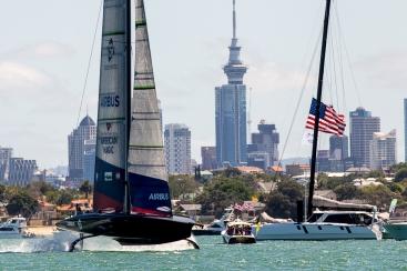 NYYC American Magic, 36th America's Cup. 15 January, 2021 © Sailing Energy / American Magic