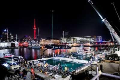 NYYC American Magic, 36th America's Cup. 17 January, 2021 © Sailing Energy / American Magic